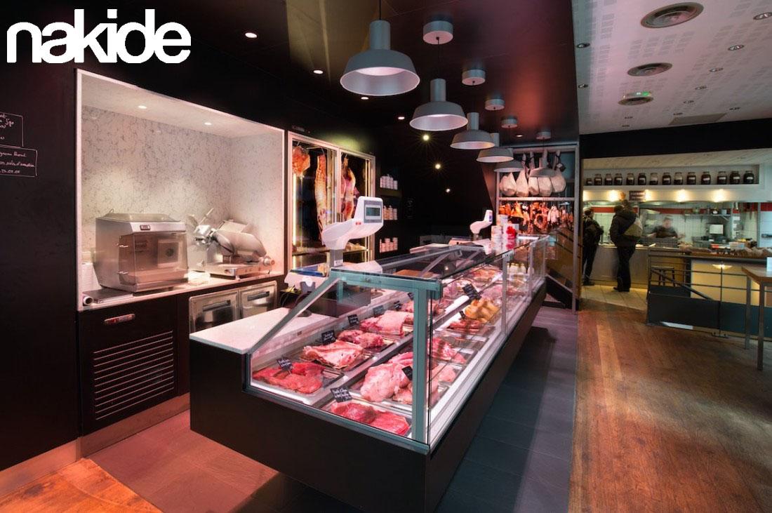 Nakide une agence de retail architecture