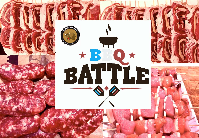 Panier Barbecue par Herve Sancho. 3 kg de viande locale en vente en ligne.